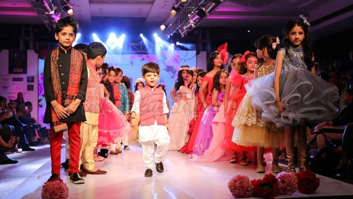 How to Prepare Baby Girl or Boy for a Kids Fashion Show?